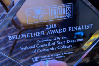 Rowan-Cabarrus One of Ten Finalists for Prestigious National Bellwether Awards