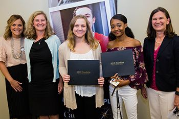 Rowan-Cabarrus Community College Students Receive Scholarships from State Employees' Credit Union (SECU)