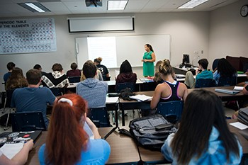 High School Students Excel in College Classes