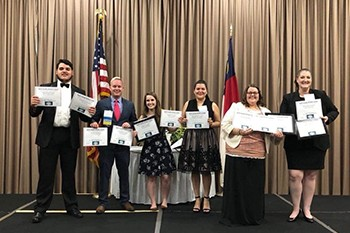 Rowan-Cabarrus Community College Business Club Captures 18 Awards at State Conference
