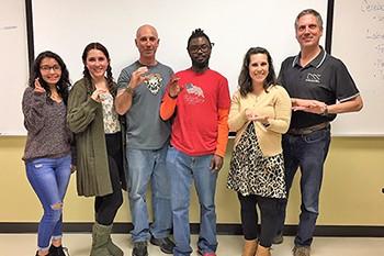American Sign Language Builds Empathy, Make Rowan-Cabarrus Community College Students Better Communicators