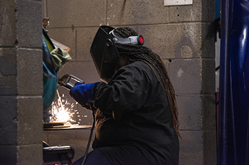 Rowan-Cabarrus Welding Program Receives National Recognition, Continues to Grow
